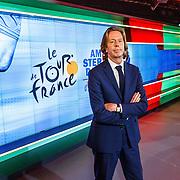 NLD/Hilversum/20160526 - perspresentaties NOS Sportzomer 2016, EK Voetbal & Tour de France, Jan de Jong