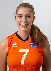 21-12-2018 NED: Photoshoot selection of Orange Young Girls, Arnhem <br /> Orange Young Girls 2018 - 2019 / Sanne Wagener #7