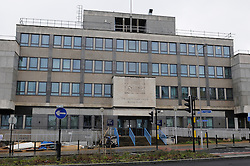 © Licensed to London News Pictures. 25/03/2014<br /> Croydon Coroner's courts.<br /> The Family of murdered student Meredith Kercher did not attend an inquest into her death today (25.03.2014) at Croydon Coroner's courts, London.<br /> Photo credit :Grant Falvey/LNP