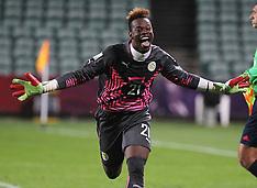 Auckland-Football, Under 20 World Cup, Senegal v Ukraine