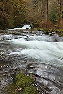 Oregon, Sweet Creek Falls