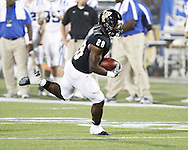 FIU Football Vs. Duke at FIU's Cage.  The Panthers dropped a heart breaker to the Blue Devils 31-27 in a game that recorded the biggest crowd in Panther history.  Game was played on October 1, 2011.