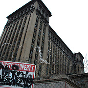 Michigan Central Station Photos