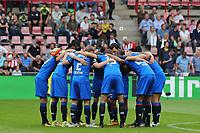 AZ Alkmaar before match