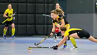 ROTTERDAM - Lieke Hulsen. NK Zaalhockey hoofdklasse. FOTO KOEN SUYK