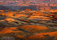 Namibia is a country that is dry and barren, yet it offers the landscape photographer the most amazing visual treasures, such as this strongly folded and contorted valley in the late afternoon light.