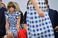 Anna Wintour==<br /> Derek Lam S/S 2014 fashion show==<br /> Sean Kelly Gallery==<br /> September 08, 2013==<br /> ©Patrick McMullan==<br /> Photo - Harel Rintzler/PatrickMcMullan.com==<br /> ==