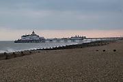 Eastbourne, Pier. 16 March 2016