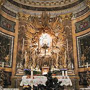 Chiesa Santa Maria della Vittoria, Rome, Italy