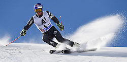 23.10.2016, Rettenbachferner, Soelden, AUT, FIS Weltcup Ski Alpin, Soelden, Riesenslalom, Herren, 1. Durchgang, im Bild Alexis Pinturault (FRA, 1. Platz) // winner Alexis Pinturault of France in action during 1st run of mens Giant Slalom of the FIS Ski Alpine Worldcup opening at the Rettenbachferner in Soelden, Austria on 2016/10/23. EXPA Pictures © 2016, PhotoCredit: EXPA/ Jonas Ericson