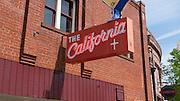 Neon Sign, Auburn, California