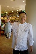 Hiroshi, Hiroshi's Eurasian Tapas, Honolulu, Hawaii<br />