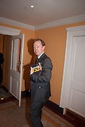 GEORDIE GREIG, The launch of 'Solo', the new James Bond novel written by William Boyd,  The Dorchester , PARK LANE, LONDON. 25 SEPTEMBER 2013.