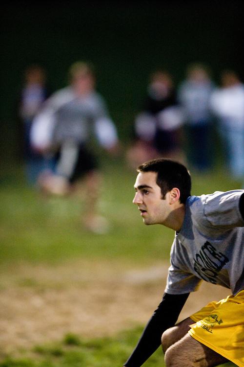 17217Flag Football?. .Photo story by Michael Rubenstein