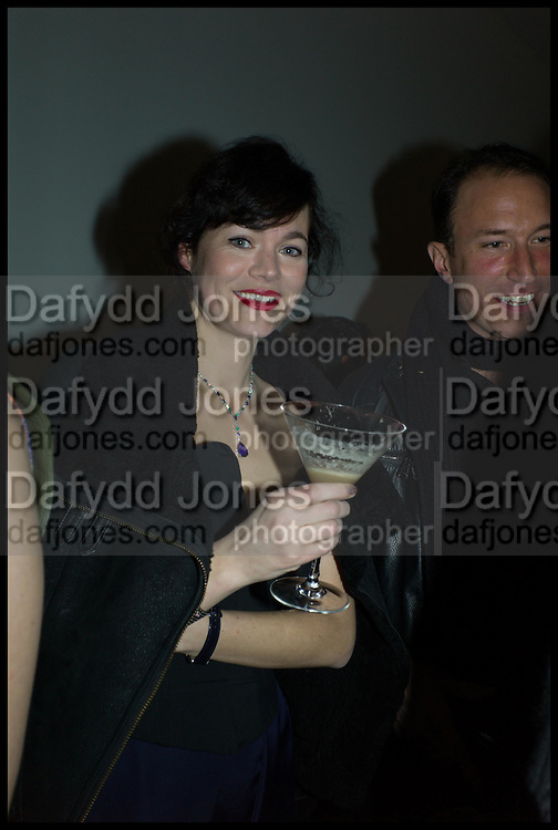 JASMINE GUINNESS; PETROC SESTI, Julia Peyton-Jones, Hans Ulrich Obrist and Coach host the Serpentine Future Contemporaries Party. Serpentine Sackler Gallery. Kensington Gdns. London. 21 February 2015