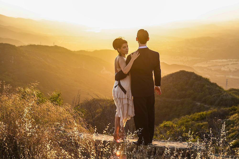 Breathtaking beauty in the mountains of Santa Barbara.