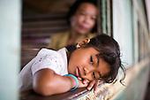 The Last Passenger Train in Cambodia