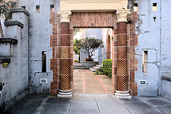 Entry, Fellowship Hall, Flagler Memorial Presbyterian Church, No. 2