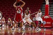 Women's BasketballUniversity of Arkansas Razorback 2010-2011 Women's Basketball Team action photos<br /> <br /> <br /> <br /> ©Wesley Hitt<br /> All Rights Reserved<br /> 501-258-0920