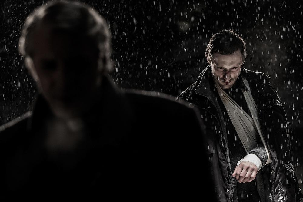 Marko Mandić in the scene from feature film Inferno, director: Vinko Moderndorfer, director of photography: Mirko Pivčević, still: Željko Stevanić/IFP