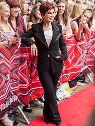 X Factor judge Sharon Osbourne at the X Factor auditions held at the Leicester City's King Power Stadium<br /> <br /> (c) John Baguley | Edinburgh Elite media