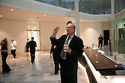 Steve Williams, Space Trumpet- Conrad Shawcross. Hosted by Unilever, Anderson O'Day Fine Art and Victoria Miro. Unilever Building. 100 Victoria Embankment. 23 May 2007. <br />