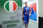DESCRIZIONE: Berlino EuroBasket 2015 - Allenamento<br /> GIOCATORE:Danilo Gallinari<br /> CATEGORIA: Allenamento<br /> SQUADRA: Italia Italy<br /> EVENTO:  EuroBasket 2015 <br /> GARA: Berlino EuroBasket 2015 - Allenamento<br /> DATA: 04-09-2015<br /> SPORT: Pallacanestro<br /> AUTORE: Agenzia Ciamillo-Castoria/M.Longo<br /> GALLERIA: FIP Nazionali 2015<br /> FOTONOTIZIA: Berlino EuroBasket 2015 - Allenamento