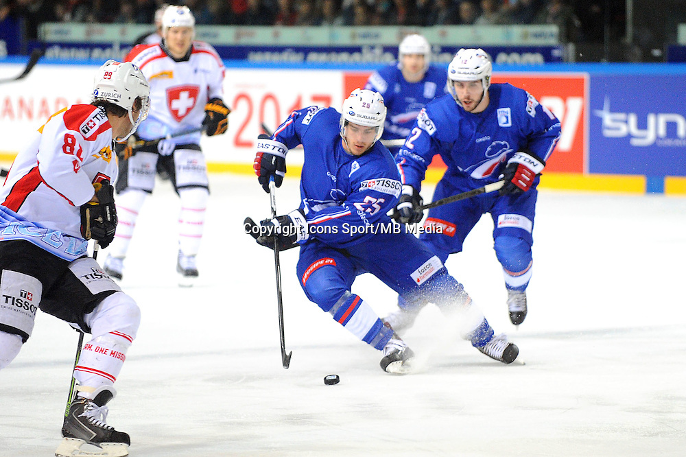 Nicolas RITZ  - 24.04.2015 - France / Suisse - Match Amical -Grenoble<br />