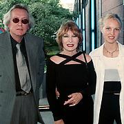 Laatste World Fantasy Dinershow, Liesbeth list met haar man Robert Braaksma en dochter Elisah
