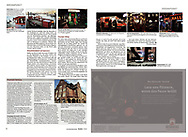 24 Hours Shift Reportage published in FEUERWEHR magazine #11, 2016