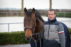 Wathelet Gregory, (BEL), Conrad de Hus<br /> Curie Whatelet - Couthuin 2015<br /> © Hippo Foto - Dirk Caremans<br /> 21/01/15