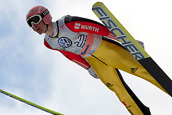 FREUND Severin (GER) during Flying Hill Individual competition at 4th day of FIS Ski Jumping World Cup Finals Planica 2012, on March 18, 2012, Planica, Slovenia. (Photo by Urban Urbanc / Sportida.com)