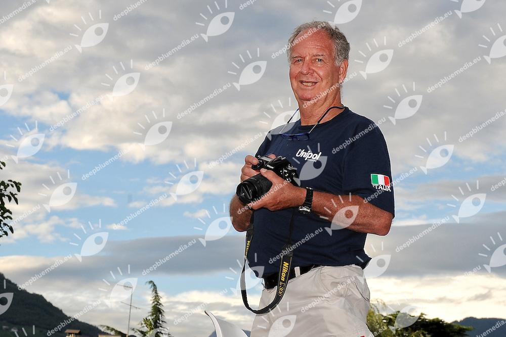 Klaus Dibiasi <br /> Bolzano 01-08-2014 <br /> 20 Fina Diving Grand Prix <br /> Photo Andrea Staccioli/Insidefoto/Deepbluemedia
