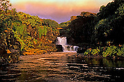 Image of the Seven Sacred Pools along the Hana Highway in Maui, Hawaii, Hawaiian Islands