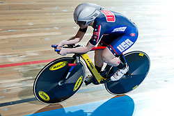 , USA, Pursuit Finals , 2015 UCI Para-Cycling Track World Championships, Apeldoorn, Netherlands