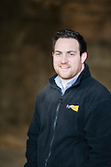 BASF Agronomist Charlie Catto. Contact: Niamh Tye.