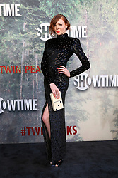 May 19, 2017 - Los Angeles, CA, USA - LOS ANGELES - MAY 19:  Nicole LaLiberte at the ''Twin Peaks'' Premiere Screening at The Theater at Ace Hotel on May 19, 2017 in Los Angeles, CA (Credit Image: © Kay Blake via ZUMA Wire)