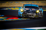 June 13-18, 2017. 24 hours of Le Mans. 77 Dempsey-Proton Racing, Porsche 911 RSR, Christian Ried, Marvin Dienst, Matteo Cairoli