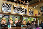 Cascade Brewings krog The Barrel House i Portland, Oregon. <br /> Foto: Christina Sj&ouml;gren