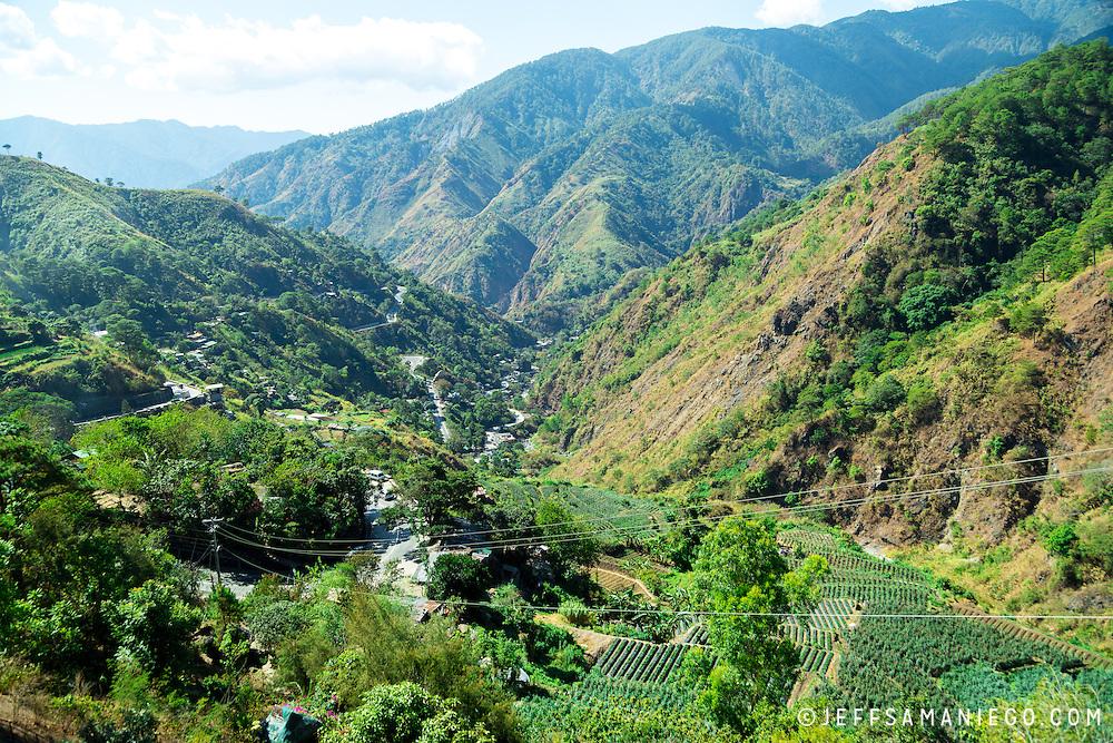 Baguio, Philippines, La Presa