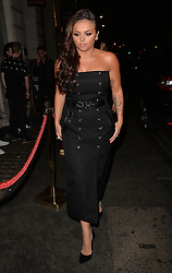 Jesy Nelson attends the Little Mix 'Black Magic' party at Steam & Rye in London, UK. 20/07/2015<br />