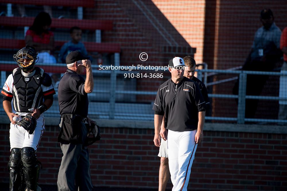 2017 Campbell University Baseball vs Virginia Tech Photo By Bennett Scarborough