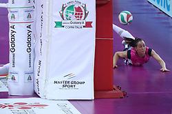 04-03-2017 ITA: Semifinal Coppa Italia Liuto Modena - Savino Del Bene Scandicci, Firenze<br /> Samsung Coppa Italia<br /> <br /> ***NETHERLANDS ONLY***