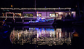 Monterey Holiday Lighted Boats 2015