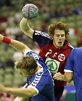 Håndball<br /> 28.10.2005<br /> Norge v Polen<br /> Foto: Wrofoto/Digitalsport<br /> NORWAY ONLY<br /> <br /> ALEXANDER BUCHMANN