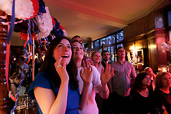 UK ENGLAND LONDON 20JUN16 - England supporters react during a televised UEFA Cup match between England and Slovakia at the Golden Heart pub in Spitalfields, East  London.<br /> <br /> jre/Photo by Jiri Rezac<br /> <br /> &copy; Jiri Rezac 2016