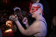 LITTLE MY, The Dark Side of Love, Valentine's Masked Ball. the Coronet Theatre, Elephant and Castle. London. 13 February 2015.