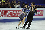 Tessa Virtue and Scott Moir from Canada during the ISU Junior and Senior Grand Prix of Figure Skating Final at Nippon Gaishi Hall, Nagoya, Japan on 7 December 2017. Photo by Myriam Cawston.
