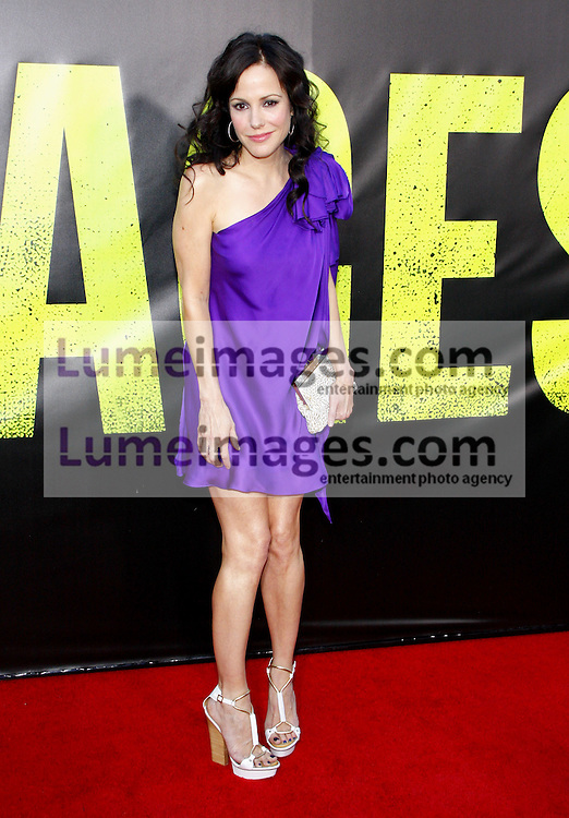 "Mary-Louise Parker at the Los Angeles premiere of 'Savages"" held at the Mann Village Theatre in Westwood on June 25, 2012. Credit: Lumeimages.com"