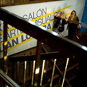 INAUGURACION DEL SALON JUAN LOVERA 2009